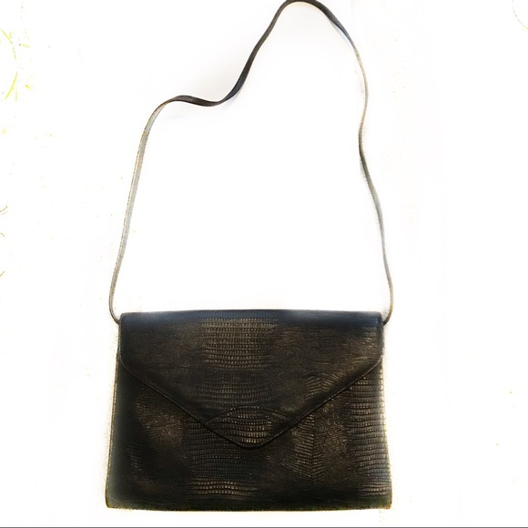 partners Handbags - Gorgeous black vintage purse!